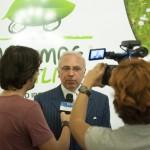 Dario Pennica, editore e co-organizzatore