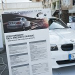 Lo stand BMW