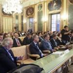 Pubblico e media presenti al Convegno